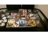 job lot of psp games at a bargain price of £6 each