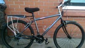 "Giant GSR400 mens bicycle 26"" wheel"