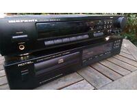Hi-Fi Equipment/Separates Marantz Amp Rotel CD Player