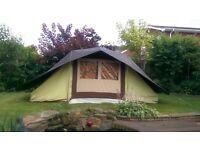 Family Tent, Sleeps 4, 2 Bedrooms