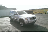 Jeep GRAND CHEROKEE 3.0 CRD - Low Mileage 89,000 - Automatic - 2006
