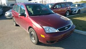 2006 Ford Focus Wagon Loaded, Power Group, Only 72000 Kilometres