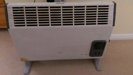 Dimplex covector heater