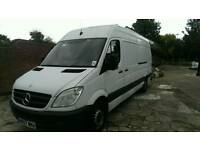 MAN & VAN SERVICES experienced always on time best price guarantee!