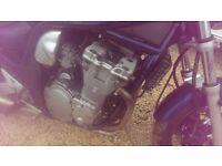 Suzuki bandit 600/ cash or swap bigger bike or van