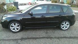 2008 1.6L Mazda 3 Sport, excellent condition