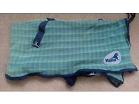 Horse cooler rug