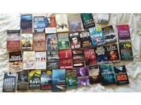 Crime / thriller books