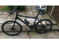 hybrid bycicle