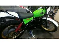 OSSA TR77 TRIALS BIKE