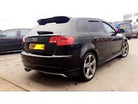Audi A3/S3 Black edition Sportback Replica 2011