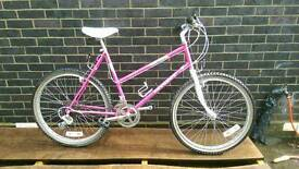 "Ladies Peugeot Mountain bike 20""frame"
