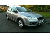 2005 FORD FOCUS 1.6 LX 5 DOOR * SERVICE HISTORY *
