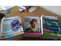 96 numbers of Nursing Standard for sale