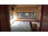 22' Tabbert 680 Caravan Twin axle 5 berth Large Touring 4 Holiday LMC Motor Home Mobile Princess