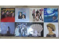 Vinyl - Batch of 9x L.P.s