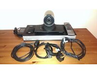 Tandberg Edge 95 MXP HD Video Conferencing System TTC7-14 Complete System. FREE DELIVERY