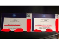 J. Cole *Standing* Tickets @London O2 Arena, Monday 16th October