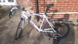 Road bike for sale, welcome to bargain