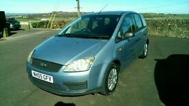Ford focuc c max