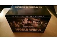 WW2 DVD documentaries