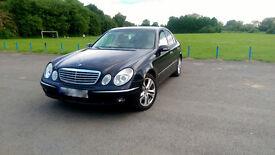 2006 Mercedes-Benz E280 Elegance;7G-Tronic;4dr;1 own;long MOT!126k mi;very good condition;3.0 petrol