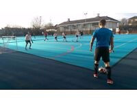 New teams and players wanted for Clapham South 5-a-side football league