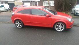 Vauxhall astra sri 1.8 quick sell