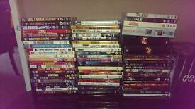 DVD bundle,007,24,true blood etc