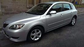2005 Mazda 3 TS 1.6 ,LONG MoT, 2 Keys ,Excellent Condition!!