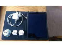 IPad Air 2 with Case and Charger