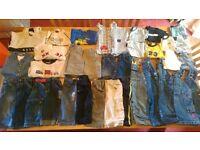 9-12 Months Boys Clothes Bundle (Next,H&M,Mothercare)