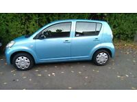 Daihatsu Sirion Low miles 1.0 cheap