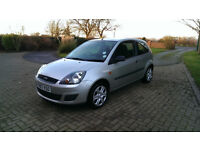 2007 Ford Fiesta 1.25 Style Climate 3dr - owned 7 years - low mileage, great condition