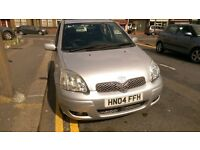 Toyota yaris automatic 52000 mileage only. Hpi clear.