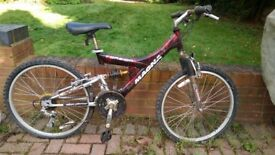 4 Bicycles for sale