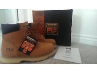 Timberland Pro Series Steel Toe Safety Boots