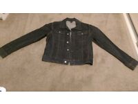 Mens Medium Genuine Diesel Denim jacket - £8