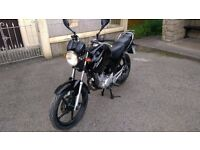 Yamaha YBR 125. 2011, MOT OCT '17, Fuel Injection, great condition