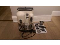 KitchenAid Artisan Espresso Machine 5KES100 - Almond Cream Coffee Machine