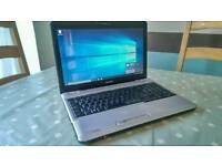 Toshiba Satellite Pro Windows 10 Laptop with 6GB RAM, HDMI & Webcam