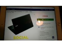 Acer aspire one cloud book 14