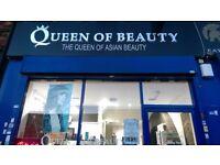 Busy High Street Beauty Salon For Sale