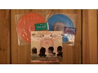 """Fall Out Boy 'Sugar, We're Goin Down' 'Dance, Dance' & 'This Ain't A Scene' 7"""" Vinyl Singles"""