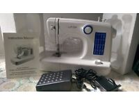 BRAND NEW BOXED 16 STITCH MULTI FUNCTIONAL SEWING MACHINE** DELIVERY IS POSSIBLE**