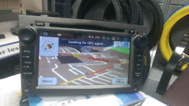 BRAND NEW VAUXHALL ANDROID CAR DVD PLAYER*16GB INTERNAL MEMORY*BUILT IN FUL EU MAPS*FITS MOST MODELS