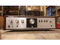 Vintage Sony TA-1010 integrated Stereo Amplifier with phono stage