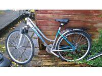Ladies Claud Butler Legend bicycle