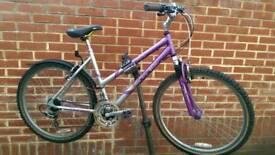 "Silverfox SFX 26"" Wheels Front Suspension Bike"