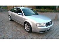 *** VW AUDI A6 1.9 TDI SPORT LIMO AUTO 2004 LEATHER BARGAIN £799 ****